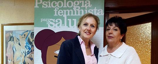 """Rosa Sansegundo: """"Es fundamental la colaboración entre las universidades y las asociaciones de mujeres"""""""