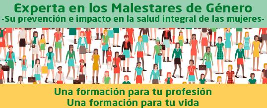 Dedicamos el sexto módulo del posgrado en los Malestares de Género a la violencia contra las mujeres